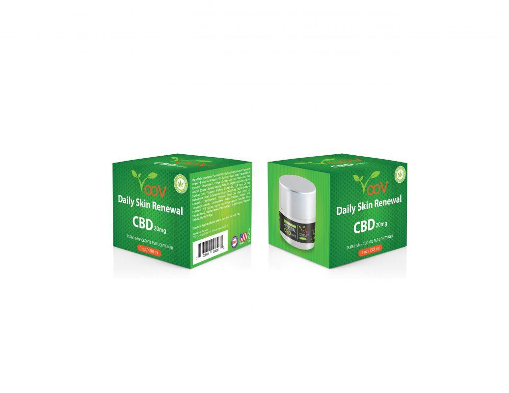 Voov Life Packaging Design