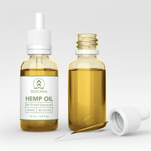 Biocana CBD oil design