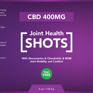 CBD Joint Shots Design