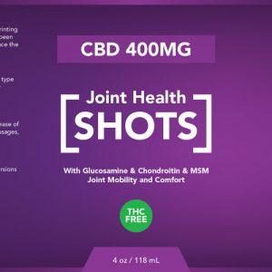 CBD Joint Shots Design