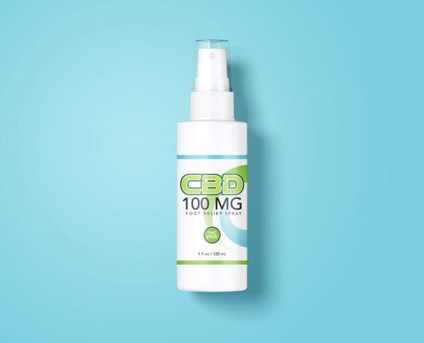 CBD Foot Relief Spray