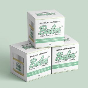 CBD Pain Relief Packaging