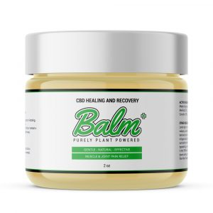 CBD Pain Relief Label