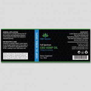 CBD oil design biocare