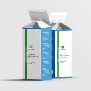 CBD biocare box template