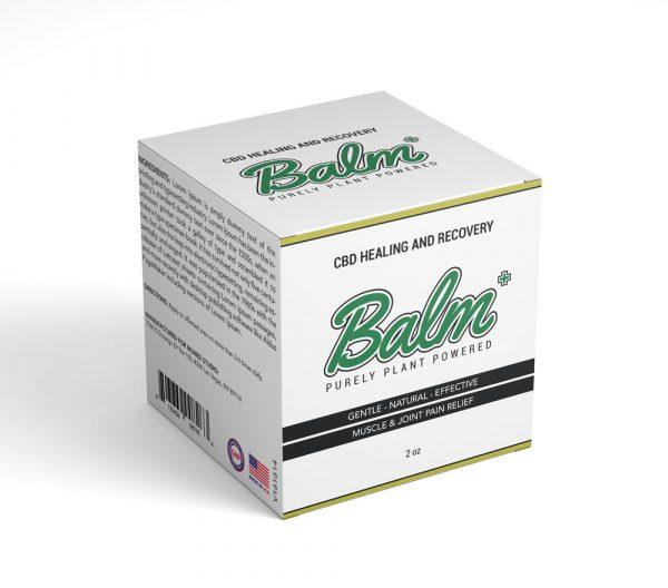 CBD Pain Relief box