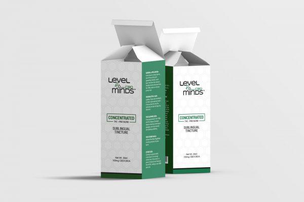 Level minds CBD box
