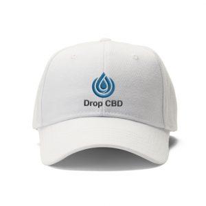 Drop CBD logo template
